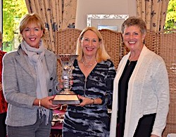 Jean Wood Trophy: Julie Armitage, Alyson Chapman