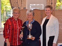 Lewtas & Staincliffe Trophies: Ruth Lindley