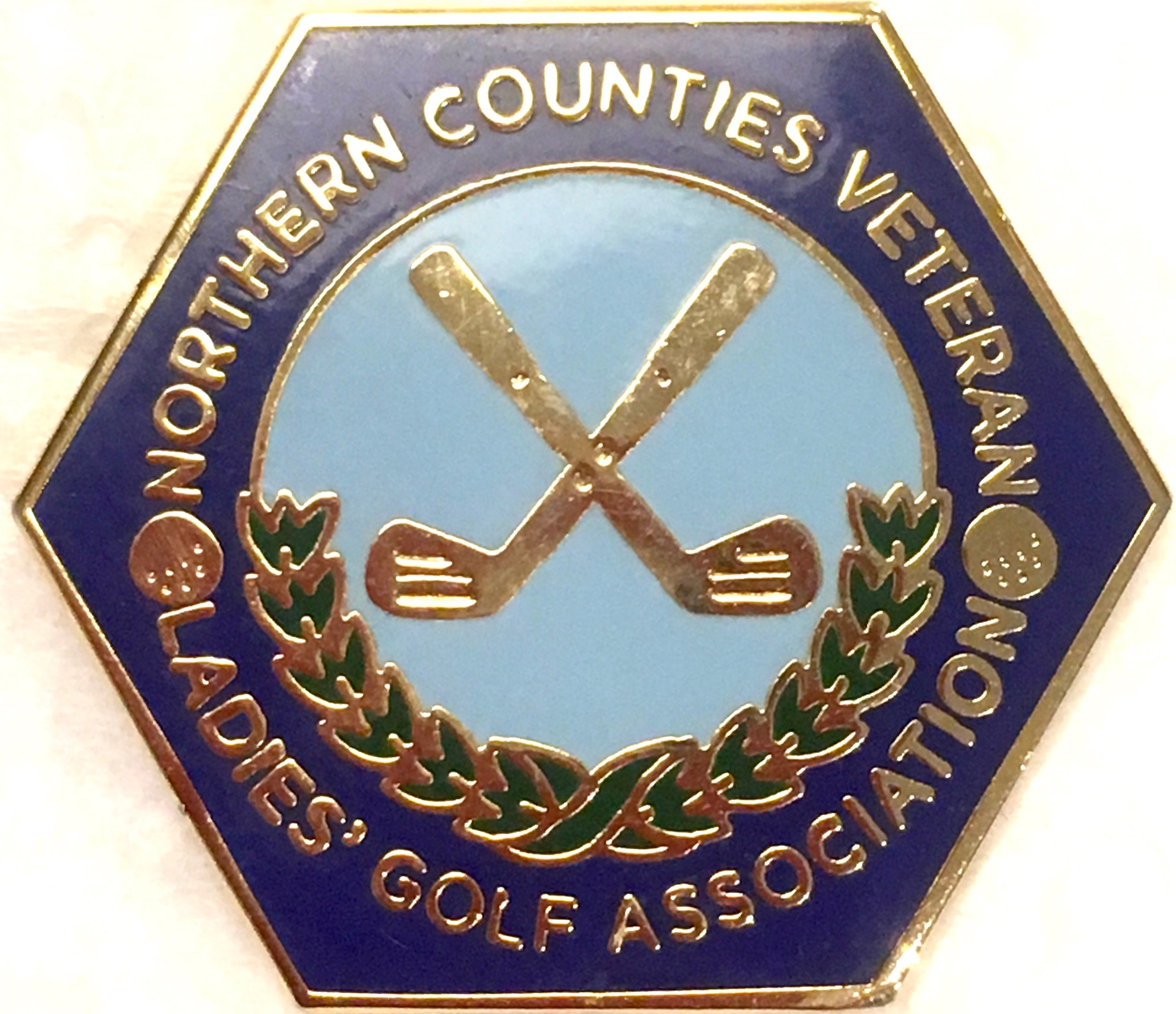 North player badge